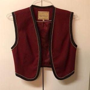 Double D Ranch Wear  Vest